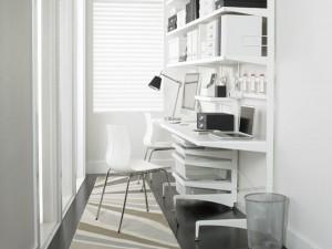 Elfa įranga biurui ar darbo kambariui